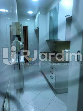 Cozinha - Apartamento à venda Rua Marquês de São Vicente,Gávea, Zona Sul,Rio de Janeiro - R$ 1.150.000 - LAAP10430 - 20