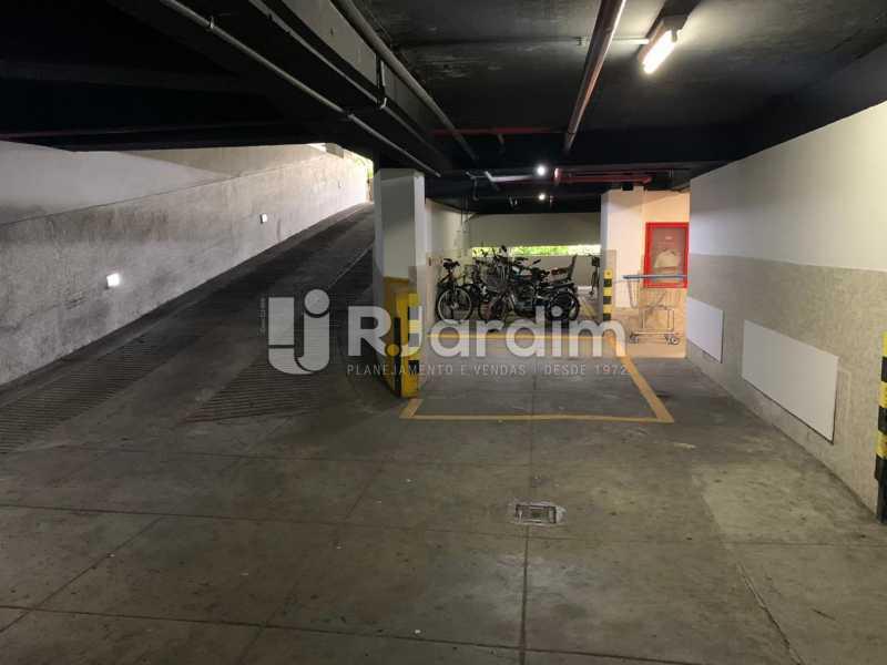 garagem - Apartamento à venda Rua Marquês de São Vicente,Gávea, Zona Sul,Rio de Janeiro - R$ 1.150.000 - LAAP10430 - 21