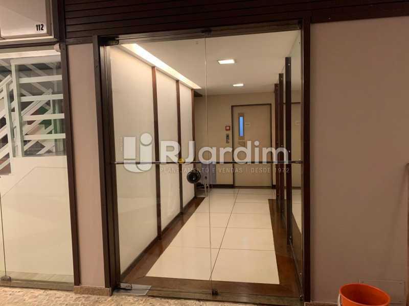 Entrada do prédio - Apartamento à venda Rua Marquês de São Vicente,Gávea, Zona Sul,Rio de Janeiro - R$ 1.150.000 - LAAP10430 - 23