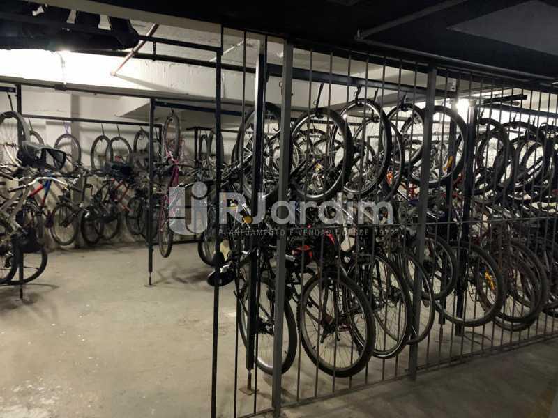 Bicicletário - Apartamento à venda Rua Marquês de São Vicente,Gávea, Zona Sul,Rio de Janeiro - R$ 1.150.000 - LAAP10430 - 24