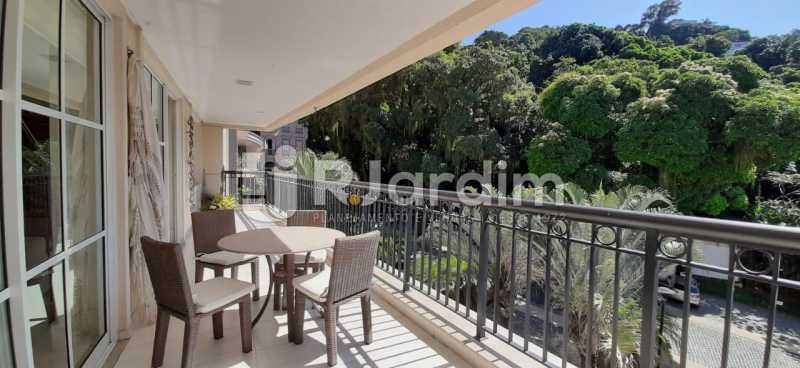 059fa5df-8ec2-46cf-ae08-bc411b - Apartamento 4 quartos à venda Botafogo, Zona Sul,Rio de Janeiro - R$ 4.500.000 - LAAP40861 - 1