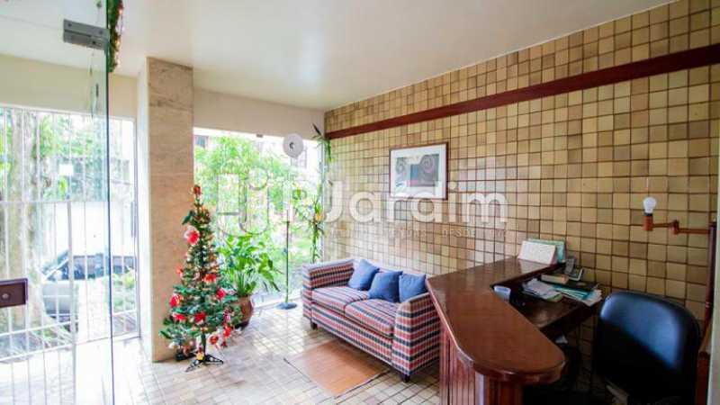 2fa85150-7190-4d0e-bbce-c42d84 - Apartamento para venda e aluguel Rua Viúva Lacerda,Humaitá, Zona Sul,Rio de Janeiro - R$ 1.650.000 - LAAP32398 - 22