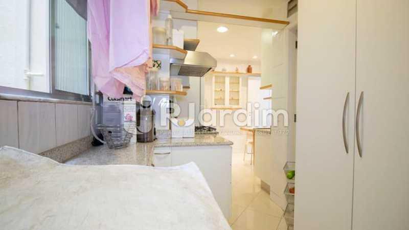 e332ab8d-defc-4add-8b1c-9b6766 - Apartamento para venda e aluguel Rua Viúva Lacerda,Humaitá, Zona Sul,Rio de Janeiro - R$ 1.650.000 - LAAP32398 - 21