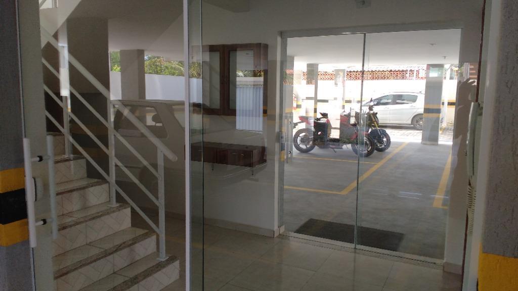 FOTO1 - Apartamento 2 quartos para venda e aluguel Atlântica, Rio das Ostras - R$ 225.000 - AP0114 - 3