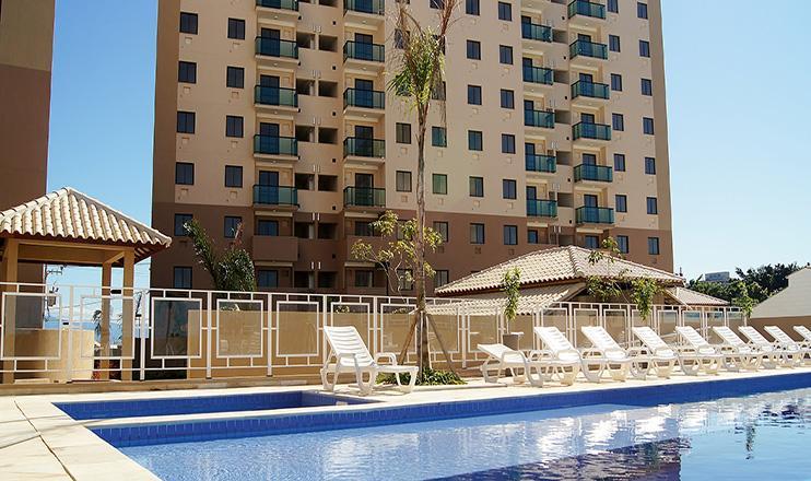 FOTO0 - Apartamento à venda Rua Josias Ferreira Lima,Glória, Macaé - R$ 249.000 - AP0122 - 1
