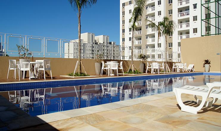 FOTO1 - Apartamento à venda Rua Josias Ferreira Lima,Glória, Macaé - R$ 249.000 - AP0122 - 3