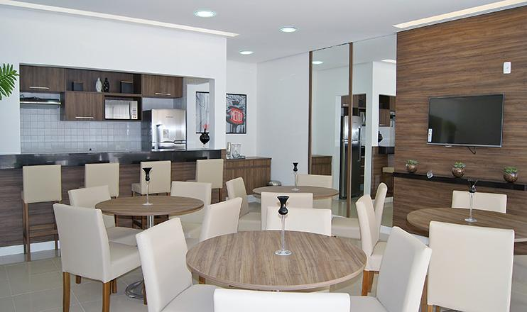 FOTO3 - Apartamento à venda Rua Josias Ferreira Lima,Glória, Macaé - R$ 249.000 - AP0122 - 5