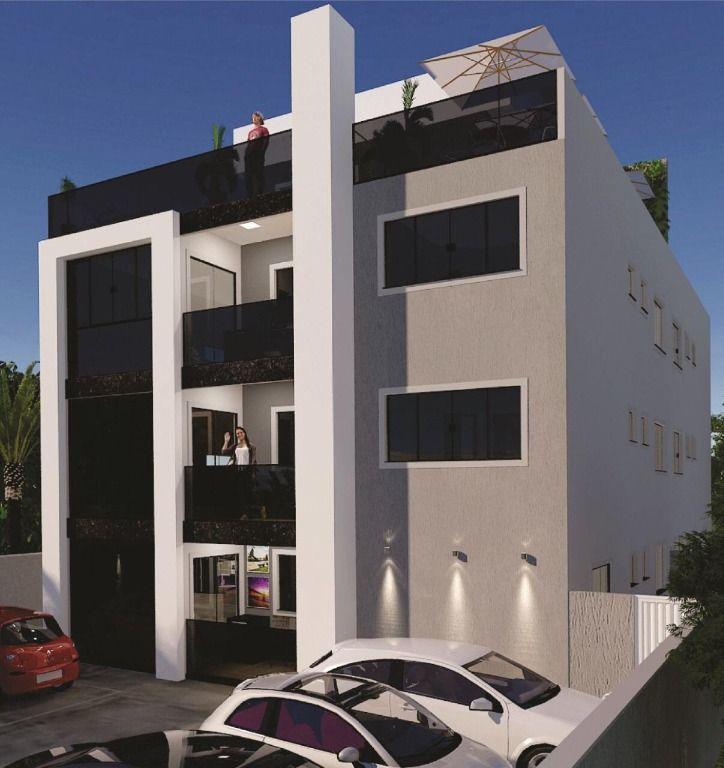 FOTO0 - Apartamento à venda Rua Nelson Pecegueiro do Amaral,Costazul, Rio das Ostras - R$ 480.000 - AP0134 - 1