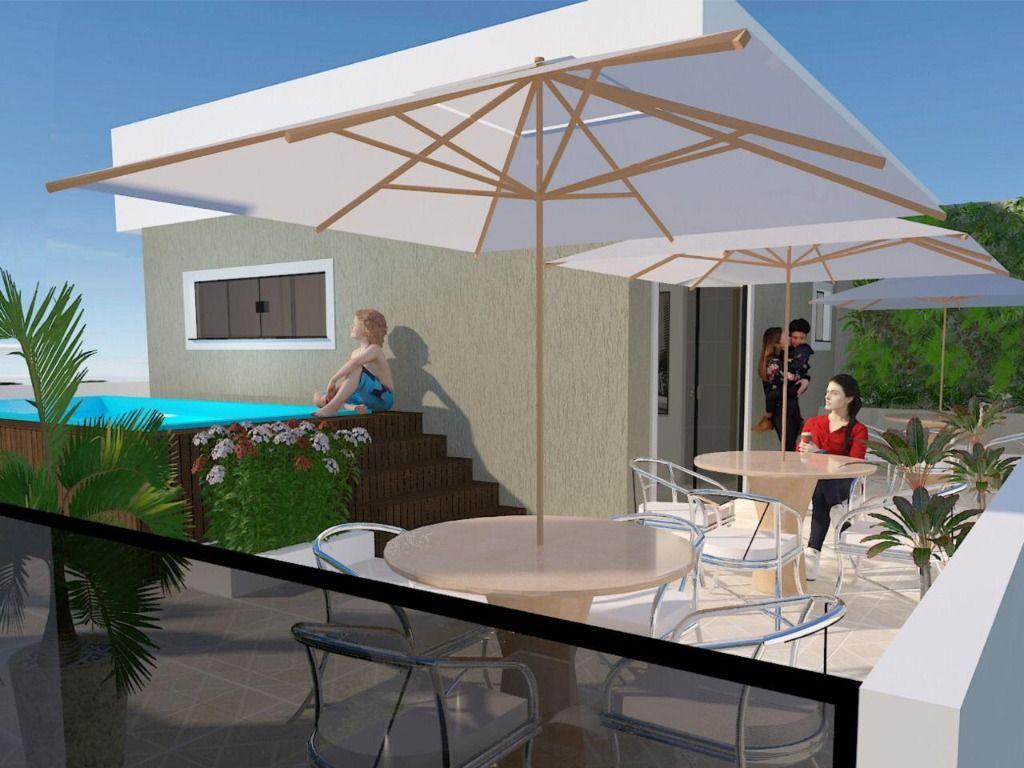 FOTO9 - Apartamento à venda Rua Nelson Pecegueiro do Amaral,Costazul, Rio das Ostras - R$ 480.000 - AP0134 - 11