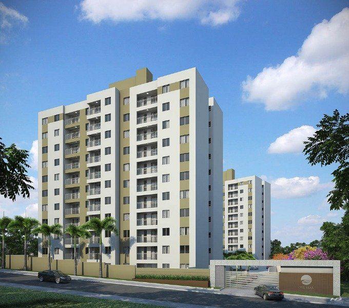 FOTO0 - Apartamento à venda Rua João Alves Jobim Saldanha,Glória, Macaé - R$ 350.000 - AP0145 - 1