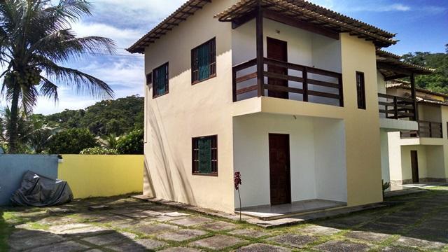 FOTO0 - Casa em Condomínio para venda e aluguel Rua Rio de Janeiro,Extensão do Bosque, Rio das Ostras - R$ 170.000 - CA0004 - 1
