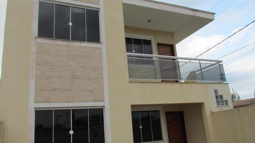 FOTO0 - Casa à venda Rua Guimarães Rosa,Enseada das Gaivotas, Rio das Ostras - R$ 180.000 - CA0031 - 1