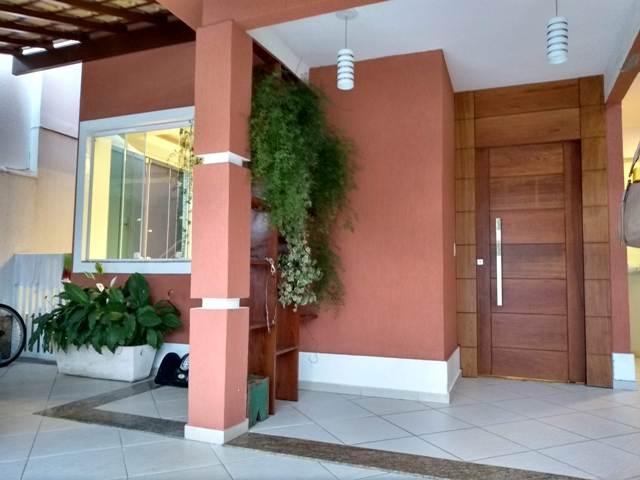 FACHADA - Casa Alto Padrão Costazul - Rio das Ostras - RJ - CA0047 - 3