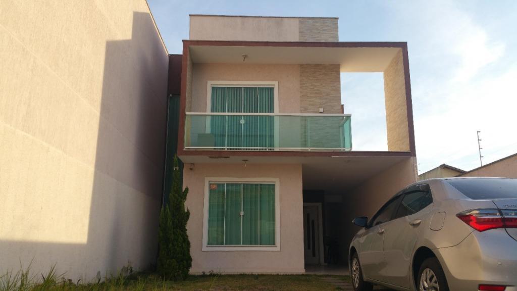 FOTO2 - Casa à venda Avenida Ouro Verde,Ouro Verde, Rio das Ostras - R$ 590.000 - CA0125 - 4