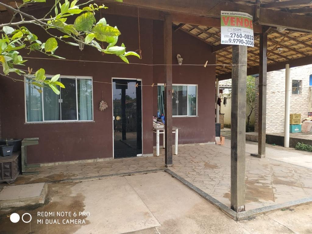 FOTO0 - Casa em Condomínio à venda Rua Dália,Unamar, Cabo Frio - R$ 199.000 - CA0132 - 1