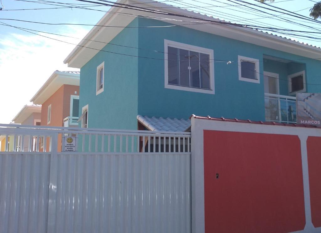 FOTO0 - Casa à venda Rua Leni Pereira Mello,Balneário Remanso, Rio das Ostras - R$ 430.000 - CA0133 - 1