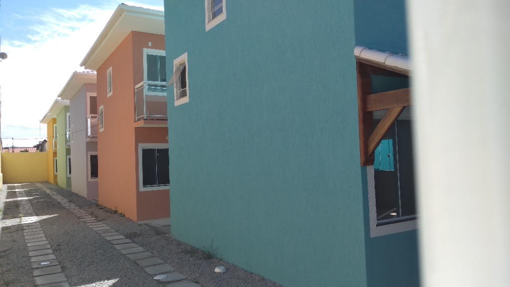 FOTO1 - Casa à venda Rua Leni Pereira Mello,Balneário Remanso, Rio das Ostras - R$ 430.000 - CA0133 - 3