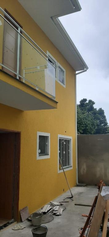 FOTO7 - Casa à venda Rua Leni Pereira Mello,Balneário Remanso, Rio das Ostras - R$ 430.000 - CA0133 - 9