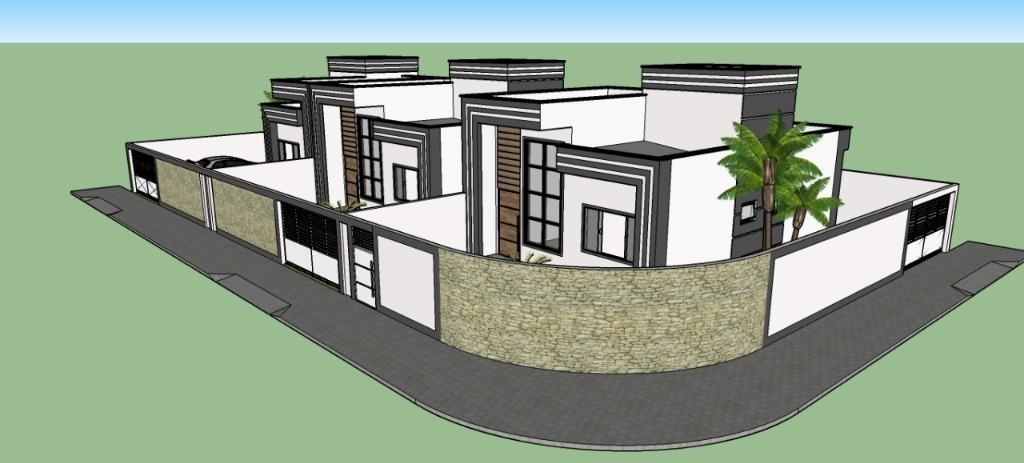 FOTO1 - Casa à venda Rua Eduardo Pio Duarte Silva,Terra Firme, Rio das Ostras - R$ 275.000 - CA0135 - 3