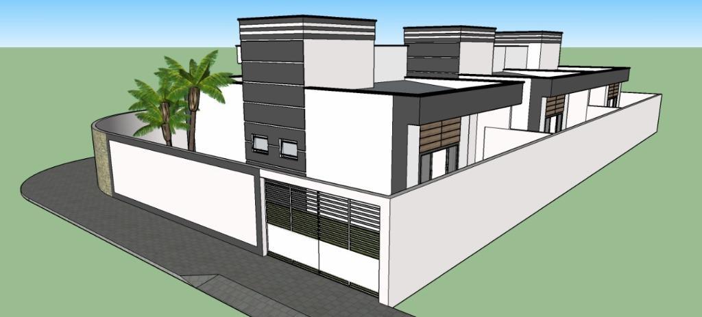 FOTO3 - Casa à venda Rua Eduardo Pio Duarte Silva,Terra Firme, Rio das Ostras - R$ 275.000 - CA0135 - 5
