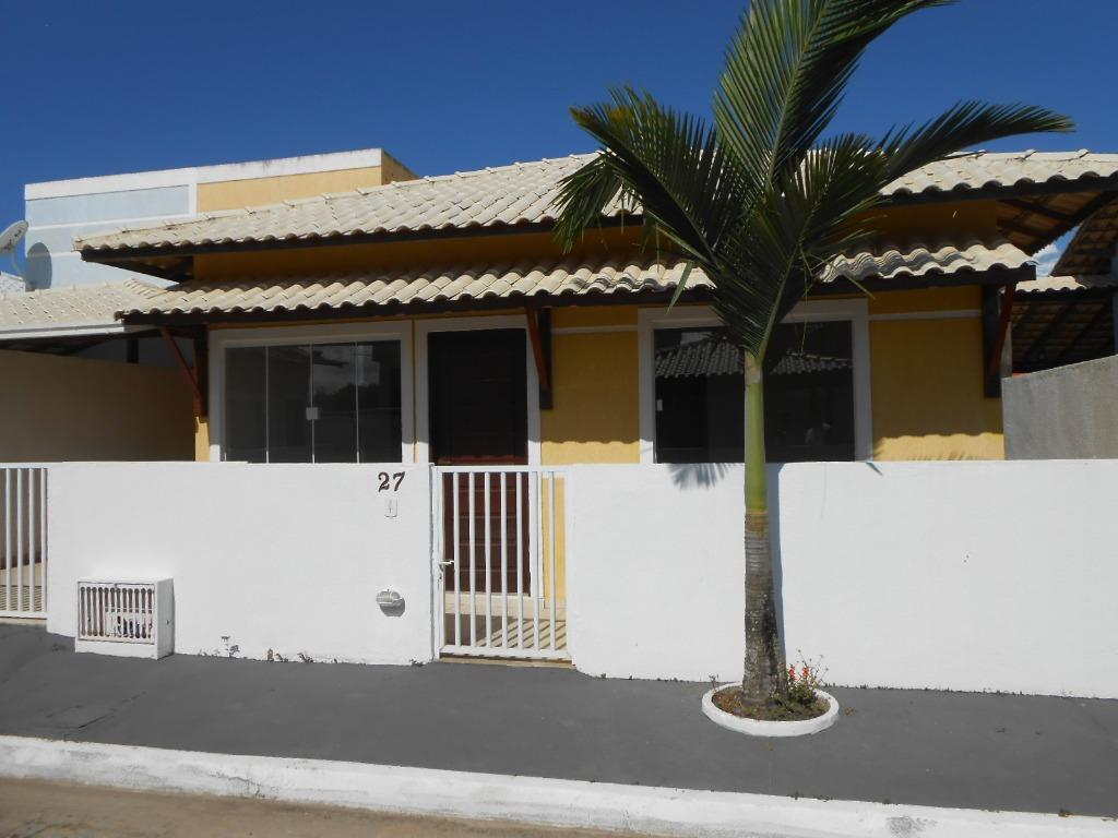 FOTO0 - Casa em Condomínio à venda Rua Aristóteles da Cunha,Chácara Mariléa, Rio das Ostras - R$ 195.000 - CA0140 - 1