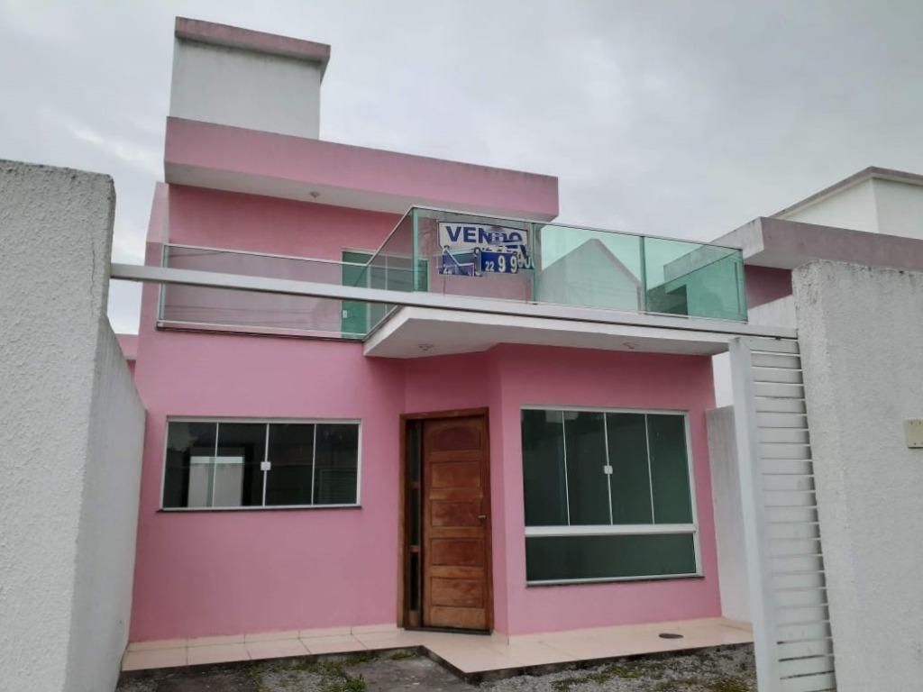 FOTO1 - Casa à venda Rua Recife,Jardim Bela Vista, Rio das Ostras - R$ 280.000 - CA0141 - 3