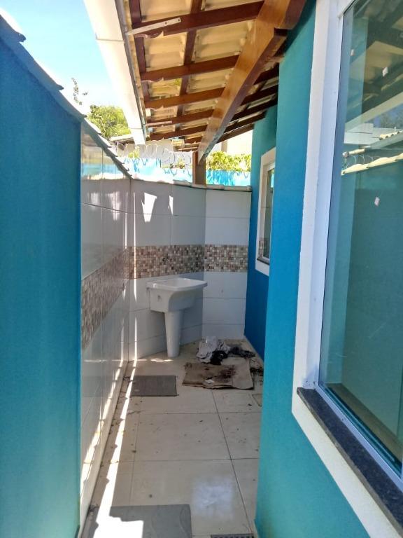 FOTO6 - Casa à venda Rua Vinícius de Moraes,Recanto, Rio das Ostras - R$ 185.000 - CA0146 - 8