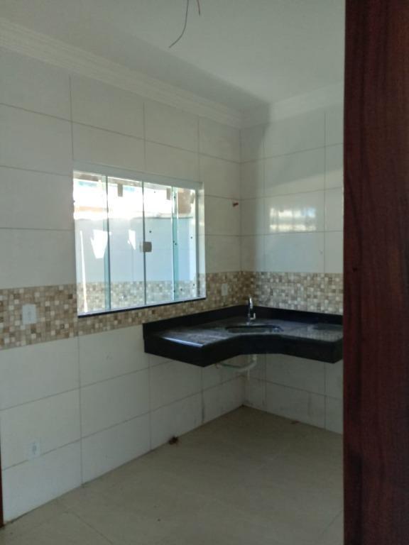 FOTO9 - Casa à venda Rua Vinícius de Moraes,Recanto, Rio das Ostras - R$ 185.000 - CA0146 - 11