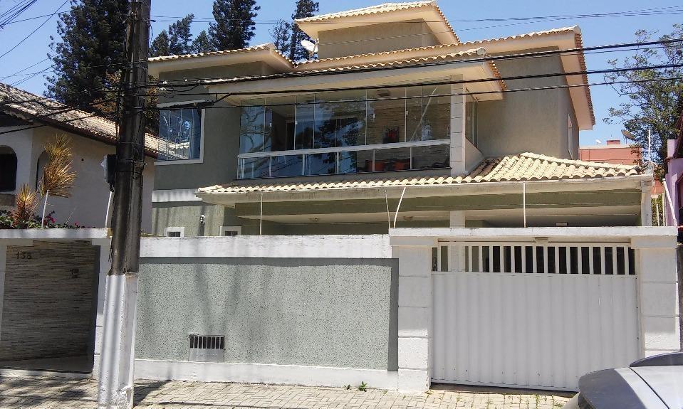 FOTO0 - Casa à venda Rua da Figueira,Bosque da Praia, Rio das Ostras - R$ 1.100.000 - CA0147 - 1