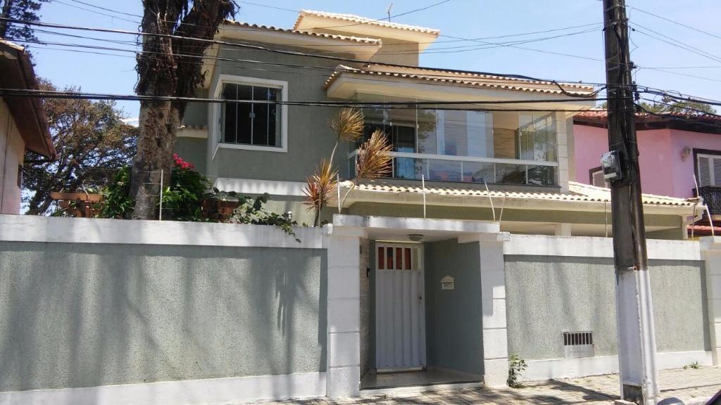 FOTO1 - Casa à venda Rua da Figueira,Bosque da Praia, Rio das Ostras - R$ 1.100.000 - CA0147 - 3