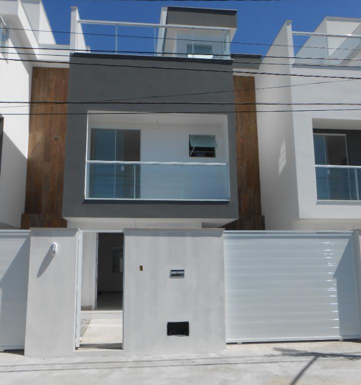 FOTO0 - Casa à venda Rua Mário Zaremba da Câmara,Costazul, Rio das Ostras - R$ 520.000 - CA0160 - 1