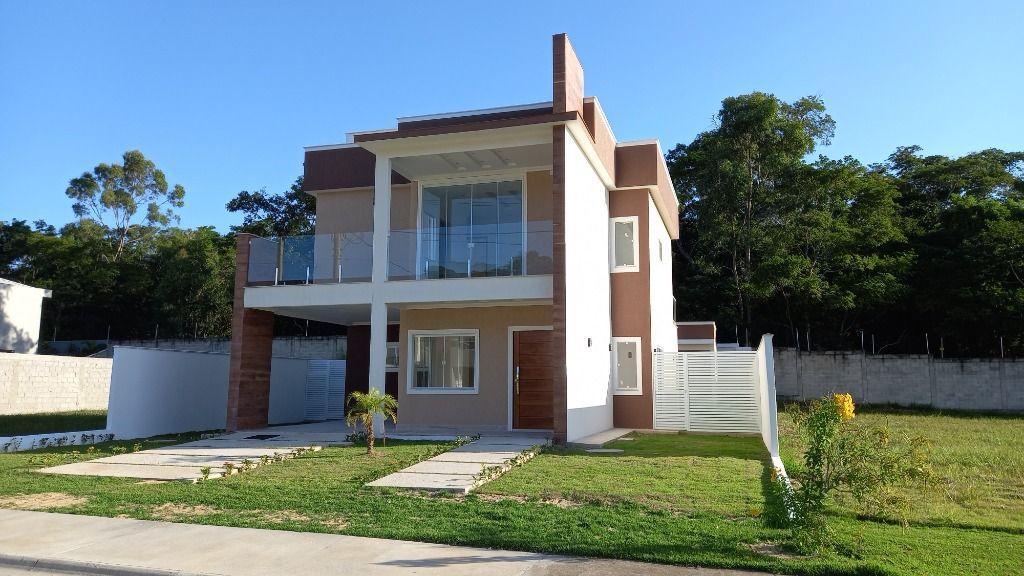 FOTO1 - Casa em Condomínio à venda Rua Rio de Janeiro,Extensão do Bosque, Rio das Ostras - R$ 850.000 - CA0168 - 3