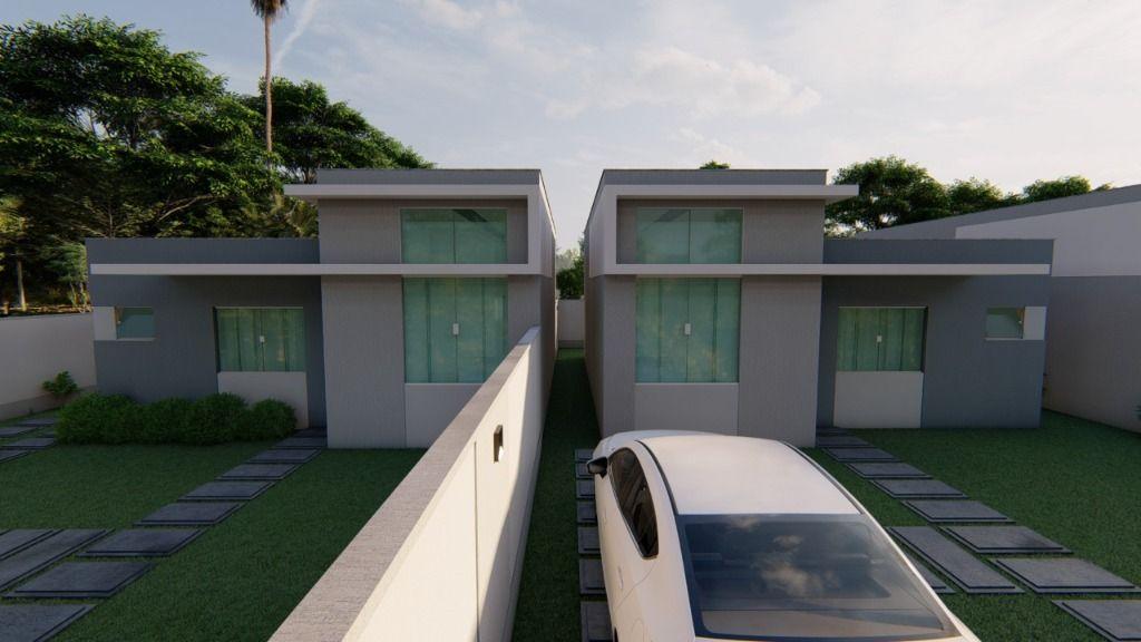 FOTO2 - Casa à venda Rua Félix Pacheco,Enseada das Gaivotas, Rio das Ostras - R$ 280.000 - CA0169 - 4