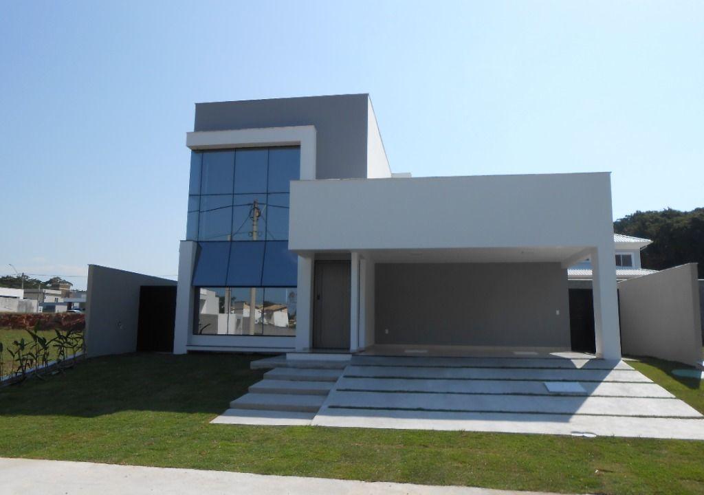FOTO0 - Casa em Condomínio à venda Rua Rio de Janeiro,Extensão do Bosque, Rio das Ostras - R$ 1.070.000 - CA0172 - 1