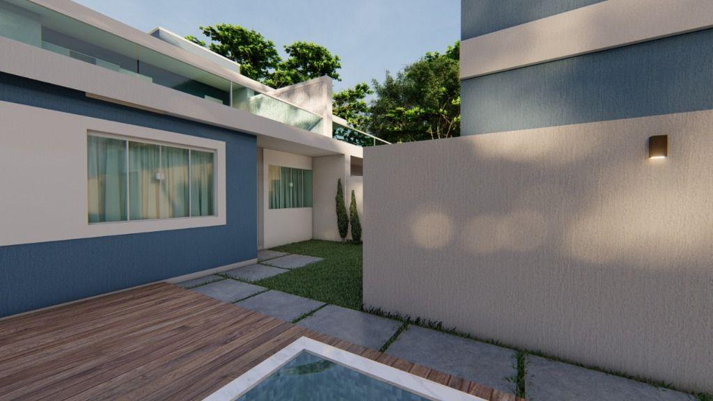 FOTO12 - Casa à venda Avenida Rotary Club,Colinas, Rio das Ostras - R$ 420.000 - CA0173 - 14