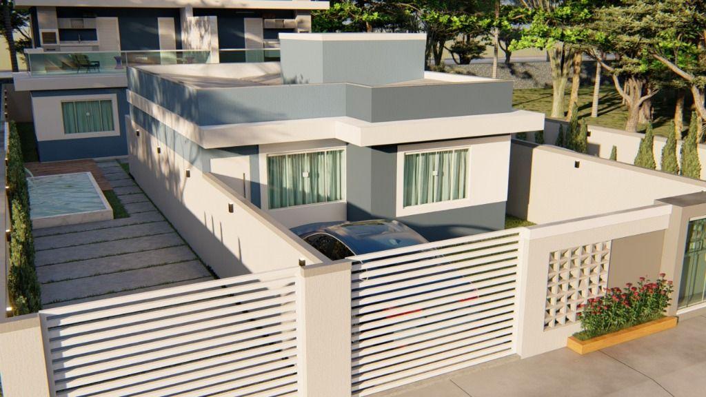 FOTO1 - Casa à venda Avenida Rotary Club,Colinas, Rio das Ostras - R$ 320.000 - CA0174 - 3