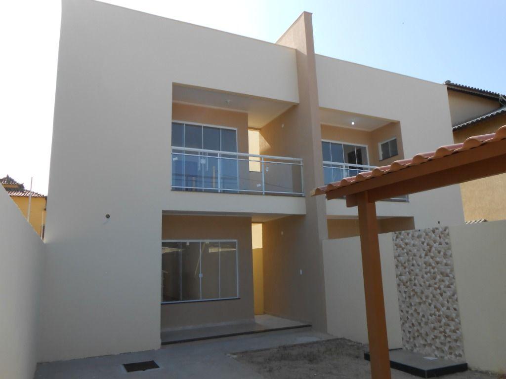 FOTO0 - Casa à venda Rua Cachoeiras de Macacu,Recreio, Rio das Ostras - R$ 630.000 - CA0178 - 1