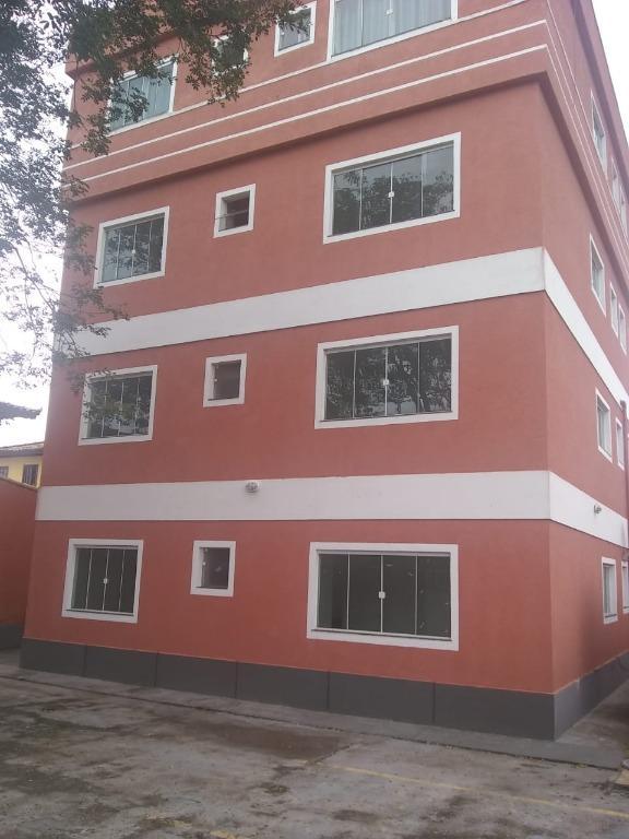 FOTO0 - Apartamento Venda e Locação 02 Quartos - Terra Firme - Rio das OstrasRJ - AP0048 - 1