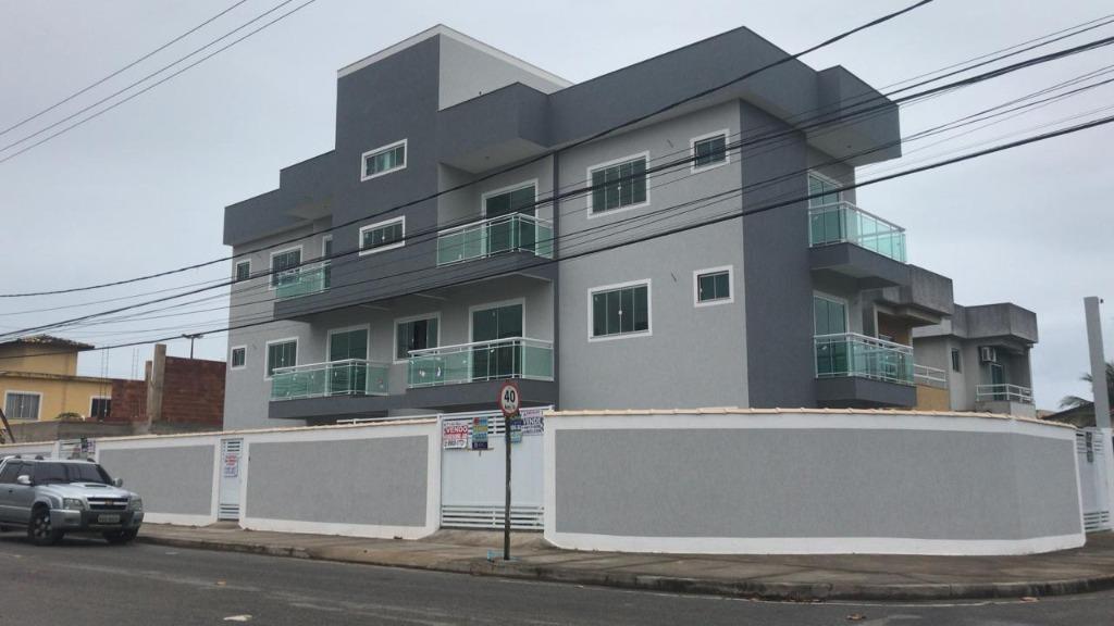 FOTO0 - Apartamento à venda Rua Vitória,Ouro Verde, Rio das Ostras - R$ 241.000 - AP0086 - 1