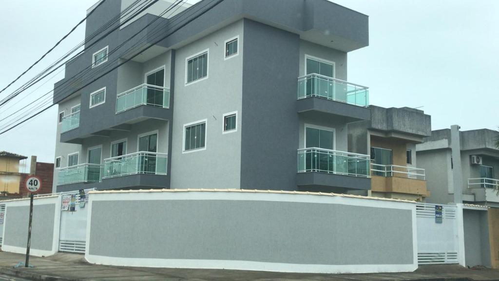 FOTO2 - Apartamento à venda Rua Vitória,Ouro Verde, Rio das Ostras - R$ 241.000 - AP0086 - 3
