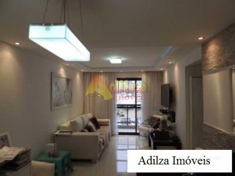 322611009781533 - Apartamento 3 Quartos À Venda Tijuca, Rio de Janeiro - R$ 650.000 - TIAP30071 - 3