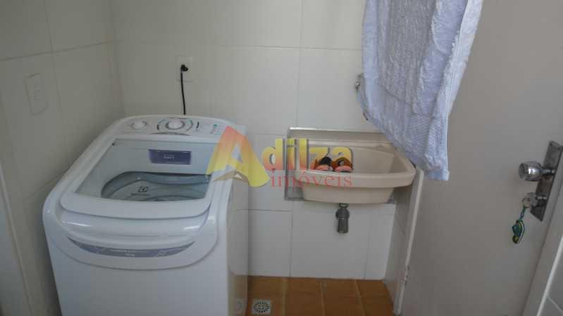 DSC09400 - Apartamento Tijuca,Rio de Janeiro,RJ À Venda,3 Quartos,120m² - TIAP30074 - 11