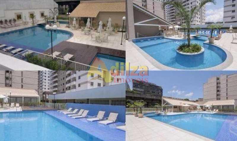 122621035565124 - Apartamento Rua Barão de Itapagipe,Rio Comprido,Rio de Janeiro,RJ À Venda,2 Quartos,58m² - TIAP20204 - 1