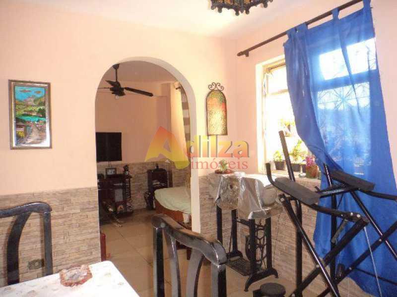 1 - Casa de Vila à venda Rua Goulart,Tijuca, Rio de Janeiro - R$ 450.000 - TICV20003 - 1