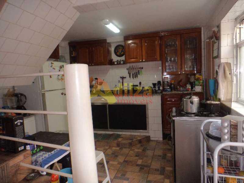 846602027983075 - Casa de Vila à venda Rua Goulart,Tijuca, Rio de Janeiro - R$ 450.000 - TICV20003 - 5