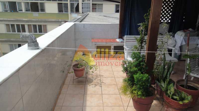 DSC01944 - Apartamento Rua Barão de Mesquita,Tijuca,Rio de Janeiro,RJ À Venda,1 Quarto,78m² - TIAP10078 - 17