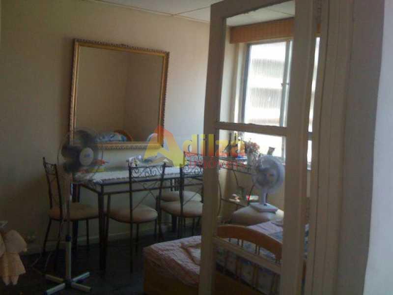 792713007324373 - Casa de Vila À Venda Rua Conde de Itaguaí,Tijuca, Rio de Janeiro - R$ 590.000 - TICV30006 - 3