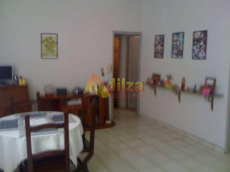 794713009707119 - Casa de Vila À Venda Rua Conde de Itaguaí,Tijuca, Rio de Janeiro - R$ 590.000 - TICV30006 - 7