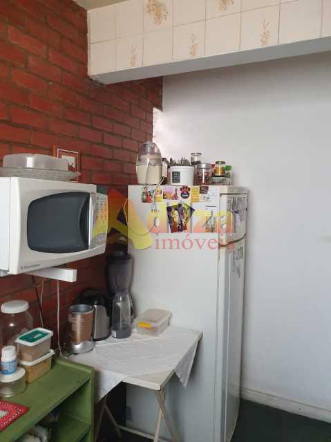 WhatsApp Image 2020-07-30 at 1 - Casa de Vila à venda Rua Conde de Itaguaí,Tijuca, Rio de Janeiro - R$ 590.000 - TICV30006 - 13