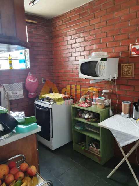 WhatsApp Image 2020-07-30 at 1 - Casa de Vila à venda Rua Conde de Itaguaí,Tijuca, Rio de Janeiro - R$ 590.000 - TICV30006 - 17